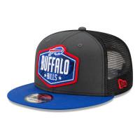 Buffalo Bills Official 2021 NFL Draft New Era 9FIFTY Snapback Cap