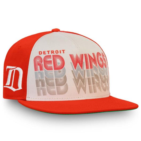 Detroit Red Wings True Classic NHL Snapback Cap