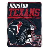 Houston Texans Super Plush NFL Decke