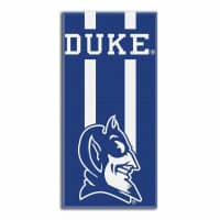 Duke Blue Devils Zone Read NCAA Strandtuch