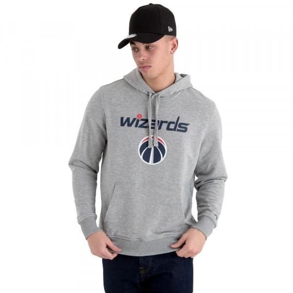 Washington Wizards Team Logo Hoodie NBA Sweatshirt