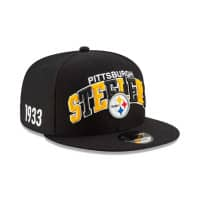 Pittsburgh Steelers 2019 NFL 1990s Sideline 9FIFTY Snapback Cap Home