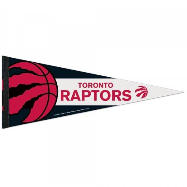 Toronto Raptors Big Logo Premium NBA Wimpel