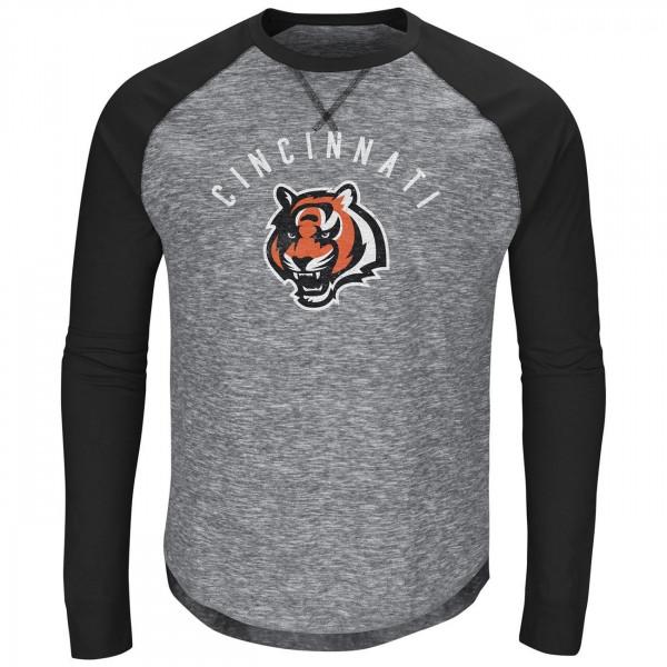 Cincinnati Bengals Corner Blitz NFL Long Sleeve Shirt