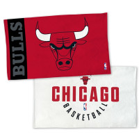 Chicago Bulls NBA On-Court Bench Handtuch