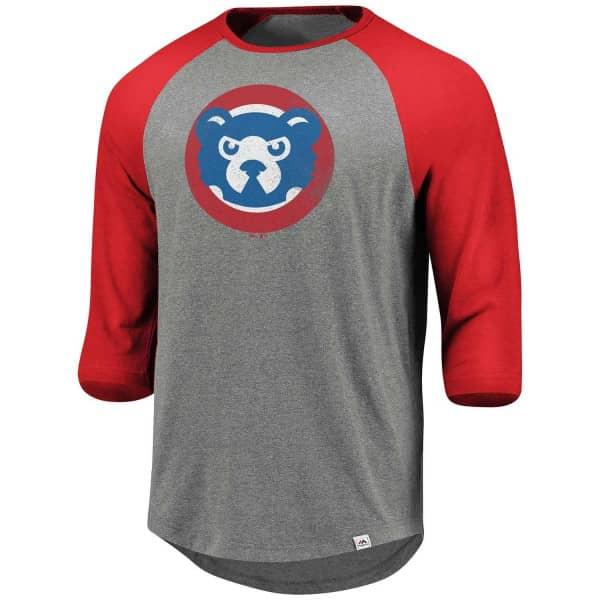 pick up 82272 7ecbf Chicago Cubs Special Invitation Raglan MLB T-Shirt