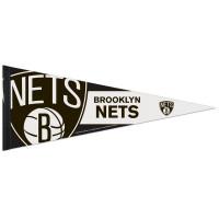 Brooklyn Nets Big Logo Premium NBA Wimpel