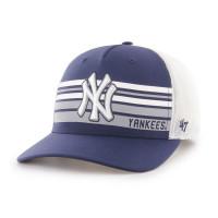 New York Yankees Altitude '47 MVP DP Snapback MLB Cap