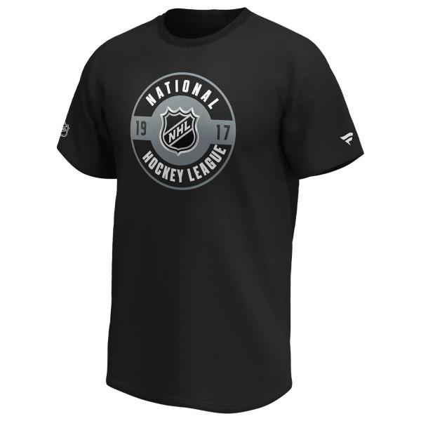 NHL Shield Circle 1917 Fanatics Iconic Eishockey T-Shirt