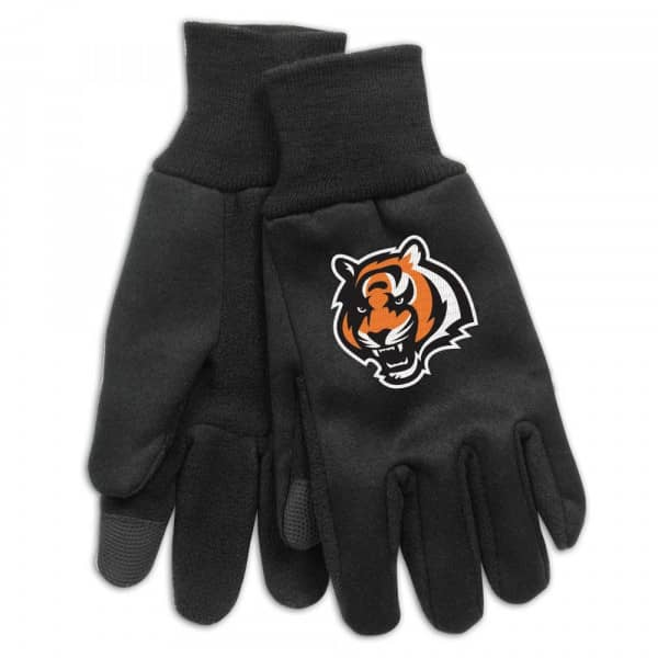 Cincinnati Bengals Technology Touch-Screen NFL Handschuhe