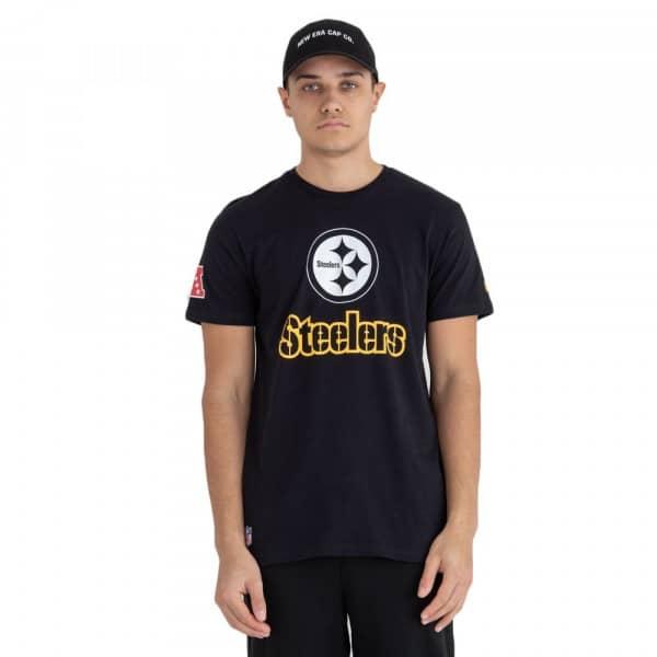 Pittsburgh Steelers Fan Logo NFL T-Shirt