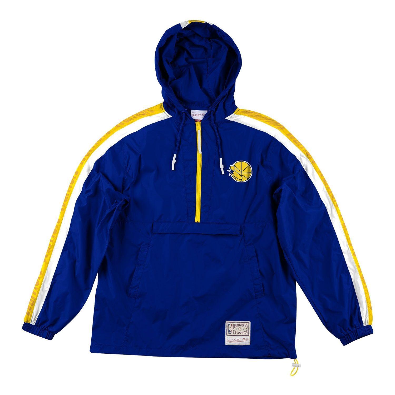 Golden State Warriors Packable Nylon Anorak Jacke