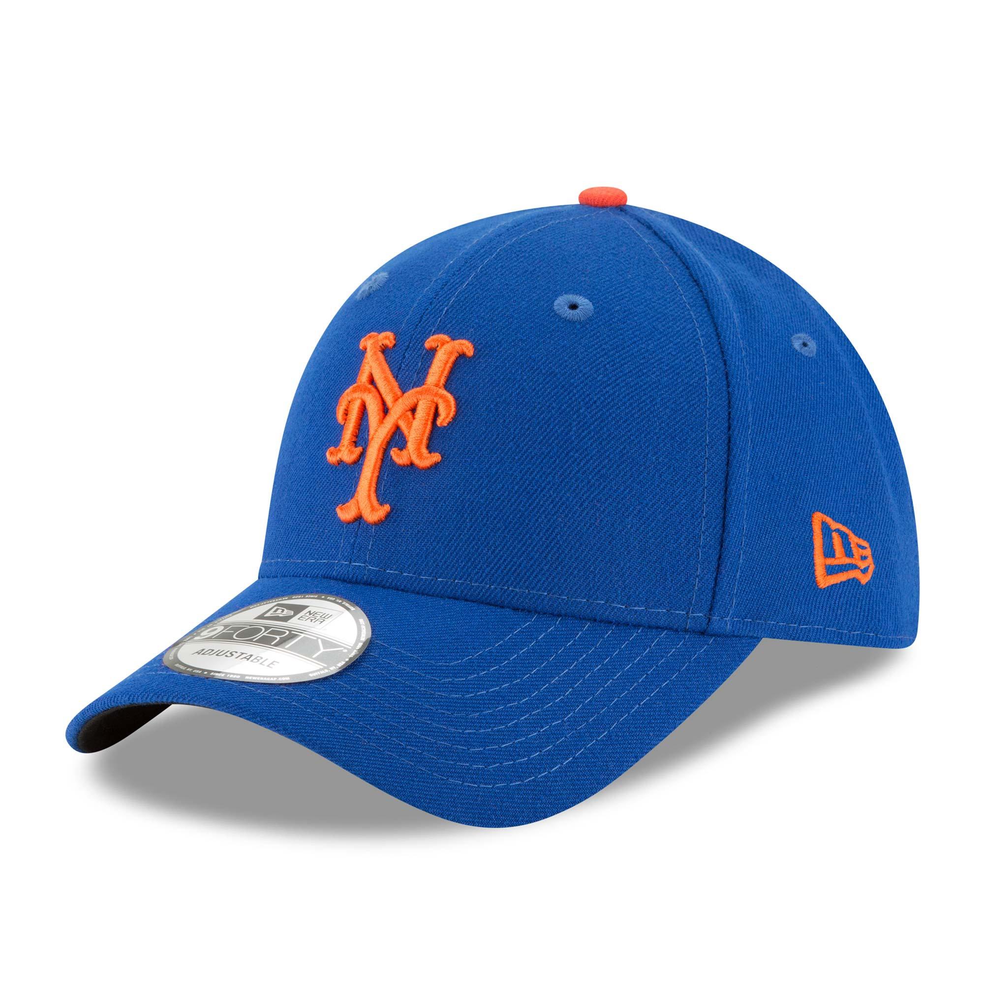 los angeles 7256e 1a0e0 New Era New York Mets Pinch Hitter Adjustable MLB Cap Home   TAASS.com  Fanshop