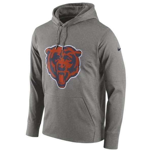 Chicago Bears Circuit Therma NFL Hoodie Sweatshirt