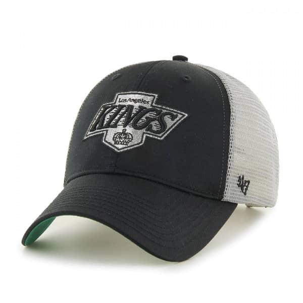 Los Angeles Kings Vintage Logo Branson NHL Trucker Cap