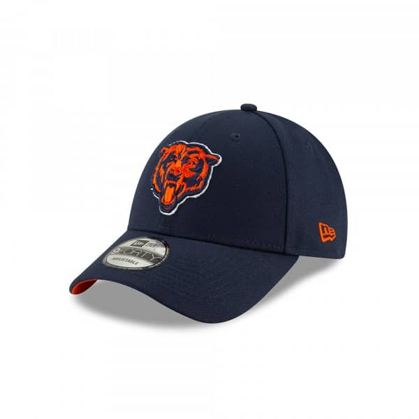 online store 40e87 d8bc2 New Era Chicago Bears 2019 NFL Draft 9FORTY Adjustable Cap On-Stage    TAASS.com Fan Shop