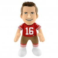 Joe Montana San Francisco 49ers NFL Plüsch Figur