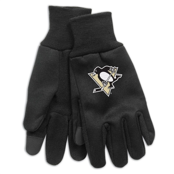 Pittsburgh Penguins Technology Touch-Screen NHL Handschuhe