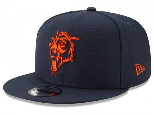 Chicago Bears Logo Elements 9FIFTY Snapback NFL Cap