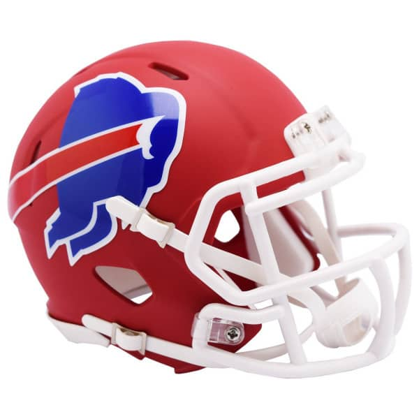 Buffalo Bills AMP Alternate NFL Speed Mini Helm