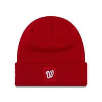 Washington Nationals 2018 On-Field Sport Knit MLB Wintermütze