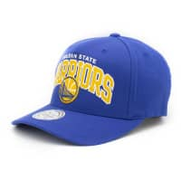 check out 6213c 382d6 Golden State Warriors 110 FlexFit Team Arch Snapback NBA Cap