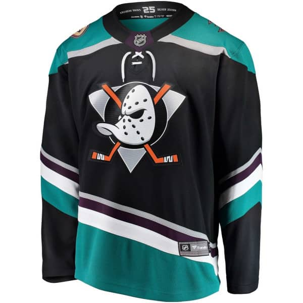 new styles 9e57b 99dab Anaheim Mighty Ducks Breakaway NHL Trikot Third