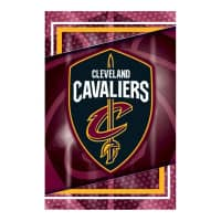 Cleveland Cavaliers Team Logo NBA Poster