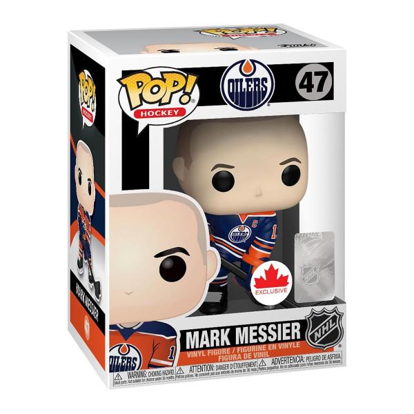 Mark Messier Edmonton Oilers Funko POP! Vinyl NHL Figur