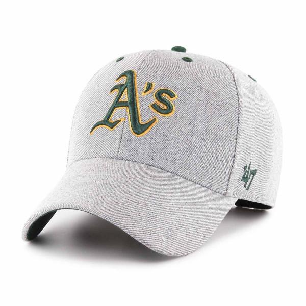 Oakland Athletics Storm Cloud MVP Adjustable MLB Cap