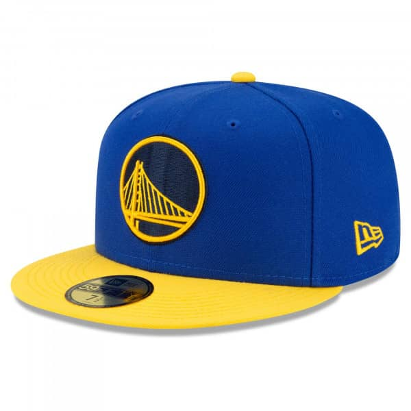 Golden State Warriors 2021 NBA All-Star Game Flash Color New Era 59FIFTY Fitted Cap
