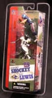 "NFL 3"" Series 1 Jeremy Shockey (Giants) & Ray Lewis (Ravens)"