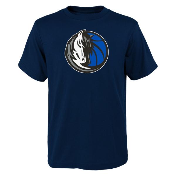 Dallas Mavericks Primary Logo NBA T-Shirt (KINDER)