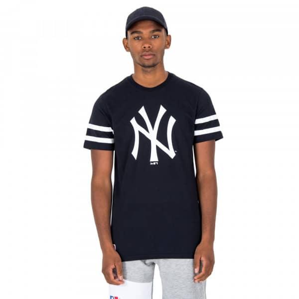 New York Yankees Sleeve Stripes MLB T-Shirt