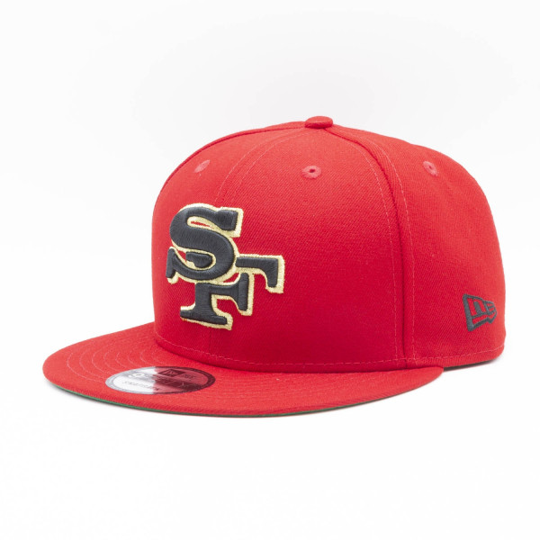 San Francisco 49ers Elements New Era 9FIFTY Snapback NFL Cap