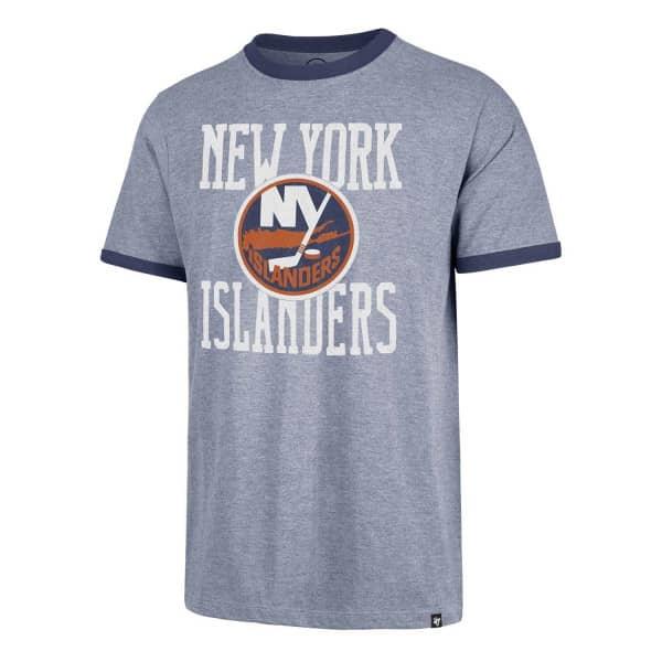 New York Islanders Belridge Ringer NHL T-Shirt