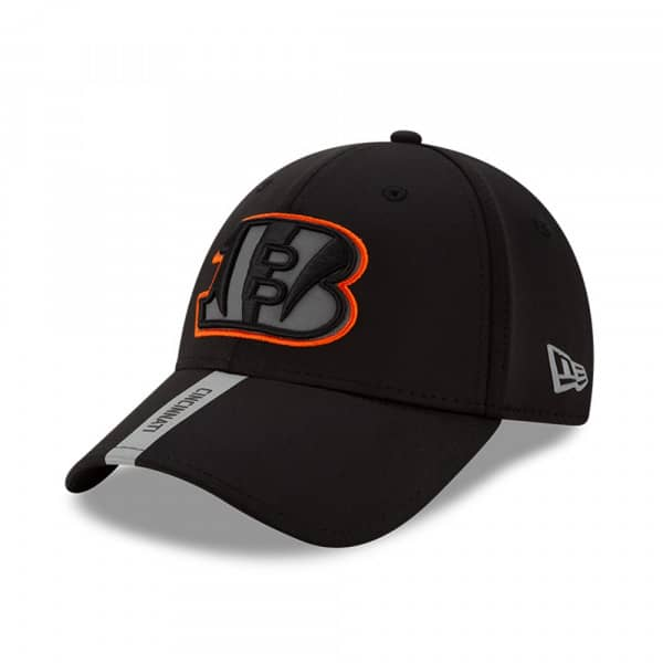 Cincinnati Bengals 2020 NFL OTA New Era Stretch-Snap 9FORTY Cap
