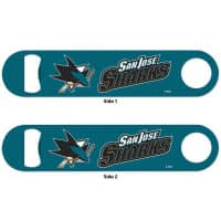 San Jose Sharks NHL WinCraft Metall Flaschenöffner