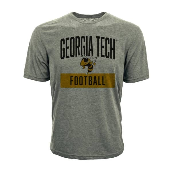 Georgia Tech Yellow Jackets Football NCAA T-Shirt
