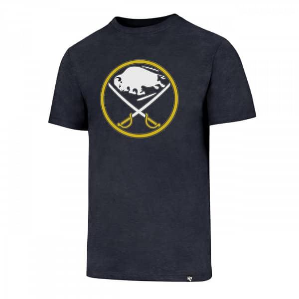 Buffalo Sabres Club Logo NHL T-Shirt