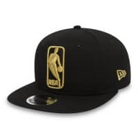 NBA Gold Logoman 9FIFTY Snapback NBA Cap