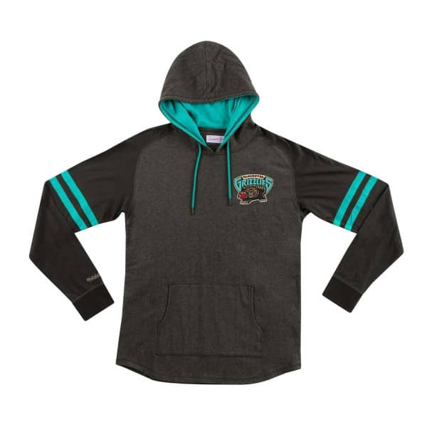 Vancouver Grizzlies Lightweight 2.0 Mitchell & Ness Pullover NBA Hoodie