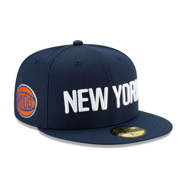 New York Knicks 2019 City Series 59FIFTY Fitted NBA Cap