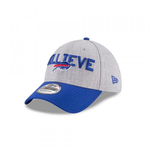 sale retailer 81353 b9668 Buffalo Bills 2018 NFL Draft 39THIRTY Flex Fit Cap