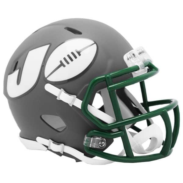 New York Jets AMP Alternate NFL Speed Mini Helm