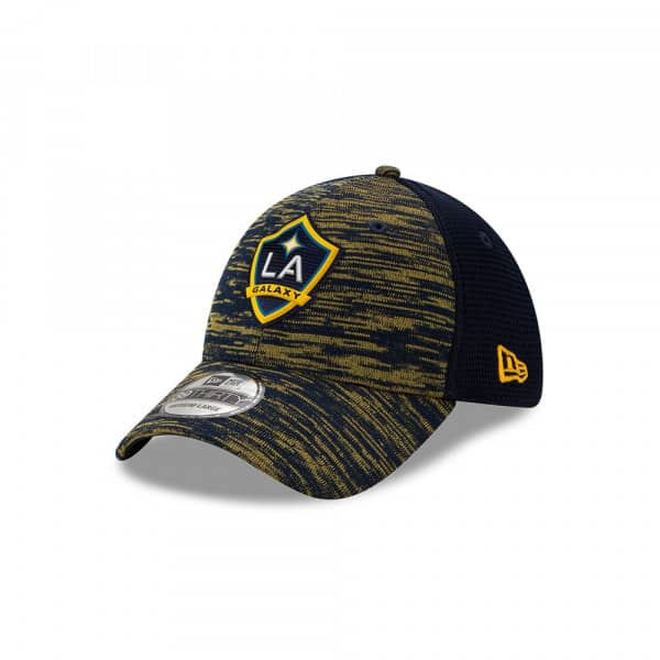 LA Galaxy 2020 MLS On-Field Sideline 39THIRTY Flex Cap