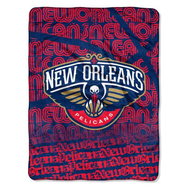 New Orleans Pelicans Super Plush NBA Decke