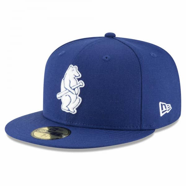 Chicago Cubs 1914 Cooperstown 59FIFTY Fitted MLB Cap