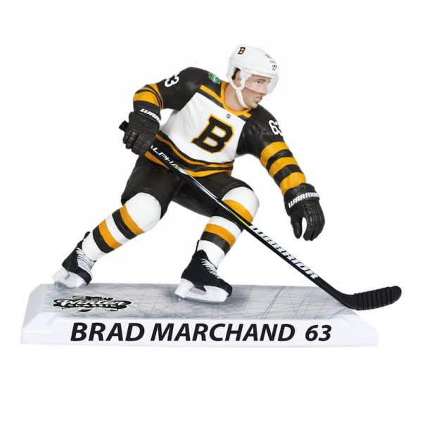 2018/19 Brad Marchand Boston Bruins Winter Classic NHL Figur (16 cm)