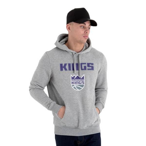 Sacramento Kings Team Logo Hoodie NBA Sweatshirt